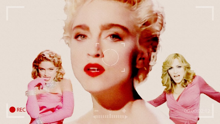 Express Yourself: The Making of Madonna's 20 Greatest Music Videos