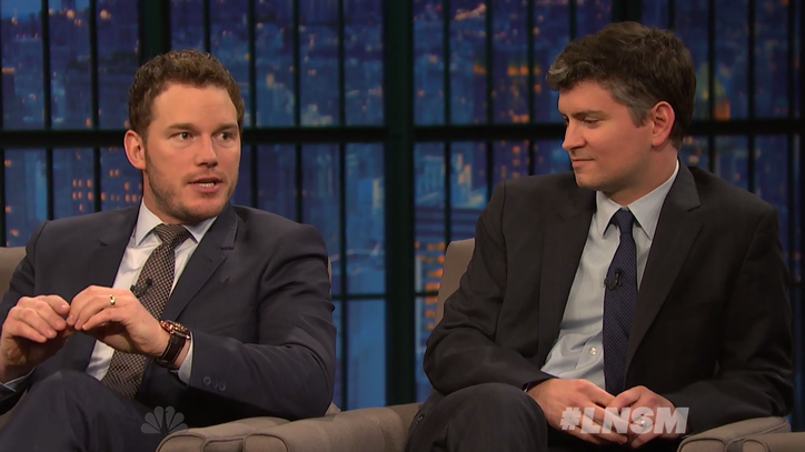 Chris Pratt Reveals Morbid Pitch for 'Parks and Rec' Finale