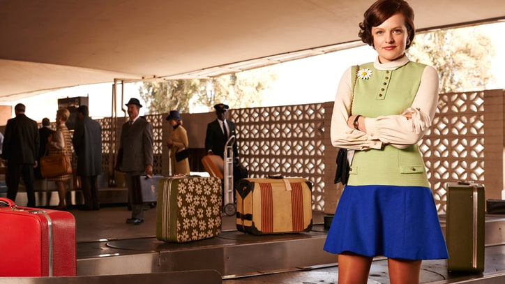 Elisabeth Moss on 'Mad Men,' Peggy and the End