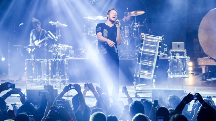 On the Charts: Imagine Dragons Conjure Up Number One