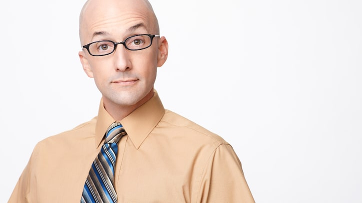 The Write Stuff: Q&A with 'Community's Jim Rash