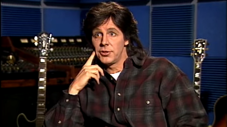 Flashback: Dana Carvey and Stephen Colbert Spoof the Beatles