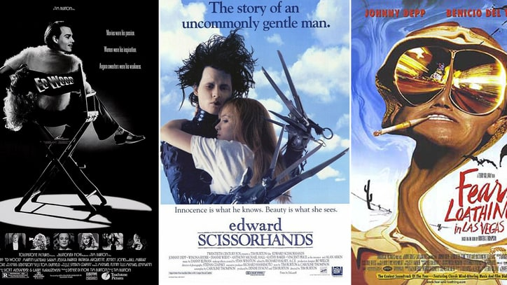 Weekend Rock Question: What Is Johnny Depp's Best Movie?