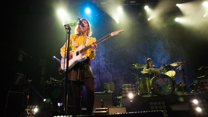 Sleater-Kinney Turn It On at Triumphant New York Comeback Show