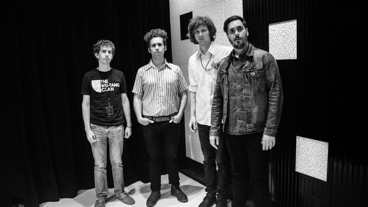 Hear Parquet Courts Tear Through 'Duckn' & Dodgin'' at Third Man Records