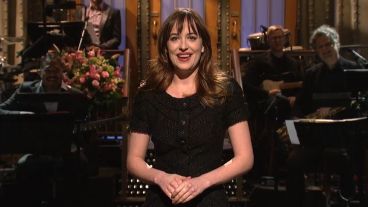 Dakota Johnson on 'SNL': 3 Sketches You Have to See