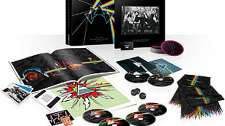 Pink Floyd Announce Massive Reissue Project