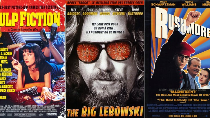 Weekend Rock Question: What's the Best Movie of the 1990s?