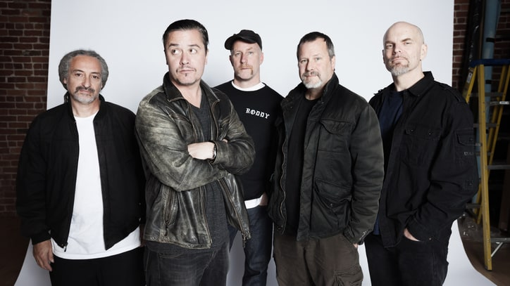 Faith No More Unmask Pulverizing New Track 'Superhero'