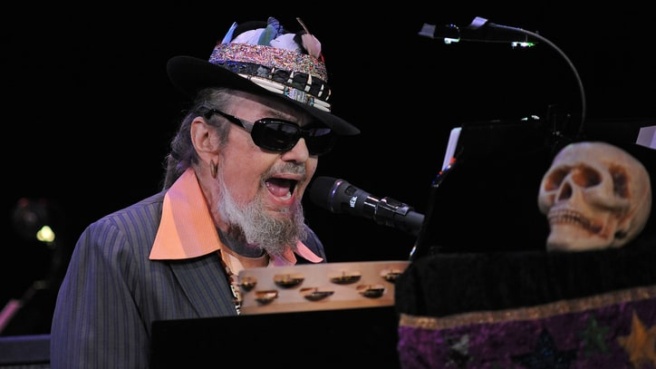 Dr. John Captures the Spirit of Satch at Louis Armstrong Tribute Show
