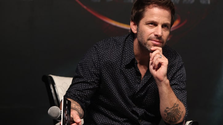 Zack Snyder to Direct New 'Justice League' Film for Warner Bros.
