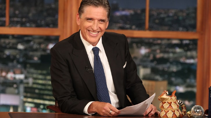 Craig Ferguson Steps Down from 'Late Late Show'
