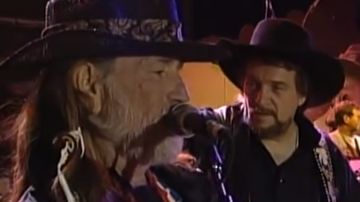 Flashback: See the Highwaymen Perform Their Signature Hit