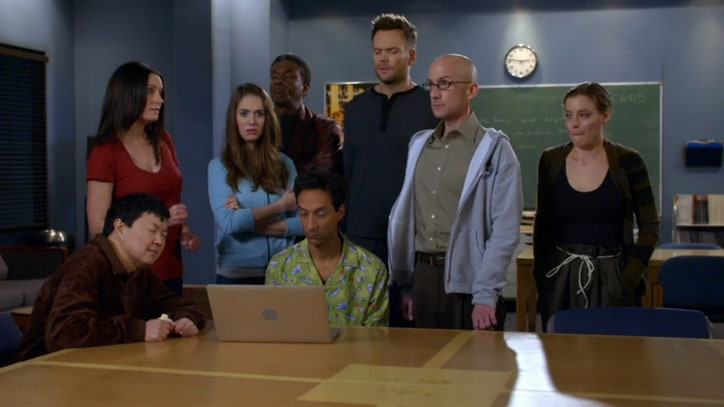 'Community' Spoofs 'Avengers' in Season Six Trailer
