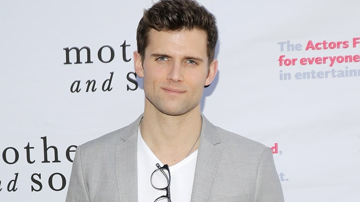 Kyle Dean Massey Opens Up on Gay 'Nashville' Character