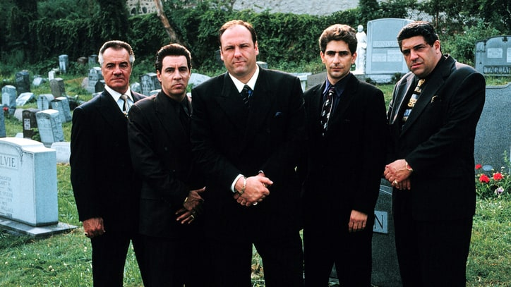 'Sopranos' Creator David Chase Opens Up, Sort Of, About Its Finale