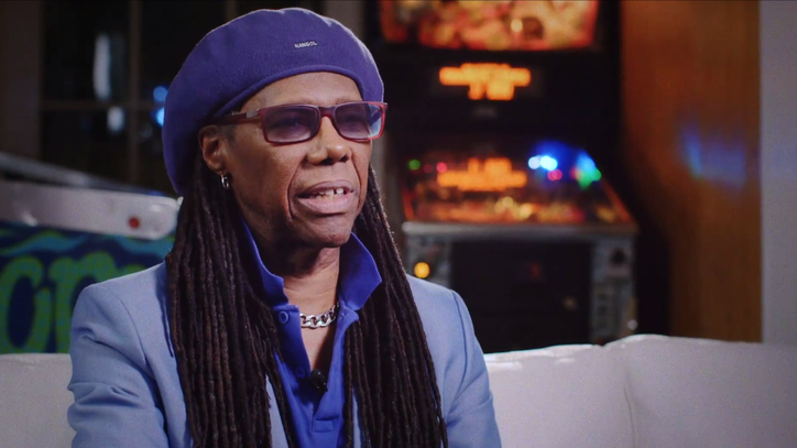 Nile Rodgers on New Chic Album: 'It Was Like I Had Gone Back in Time'