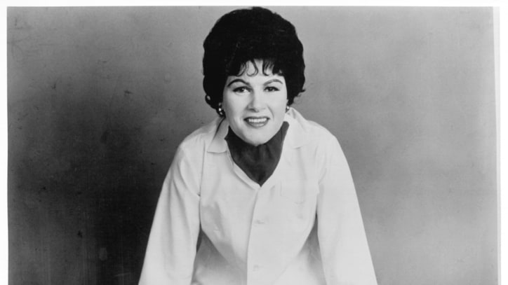Flashback: Watch Patsy Cline 'Fall to Pieces' in Final TV Appearance