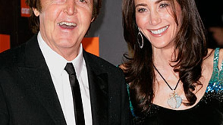 Paul McCartney's Fiancée: Wedding Will Be Small
