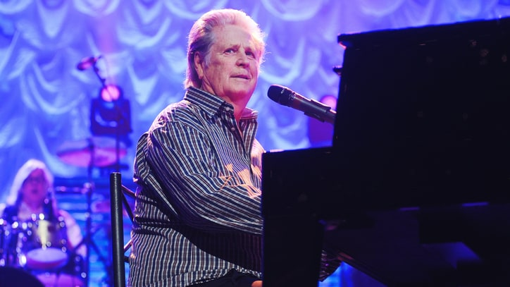 Brian Wilson Plots Summer Tour With Former Beach Boys