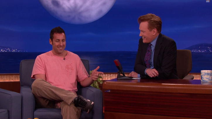 Adam Sandler Shares Classic Chris Farley, Michael Keaton 'SNL' Stories