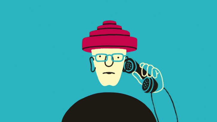 Mark Mothersbaugh Explains How Tragedy Inspired Devo in Animated Clip