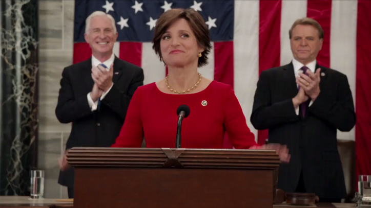 New 'Veep' Trailer Finds Selina Meyer as POTUS, Teases Hugh Laurie's Role