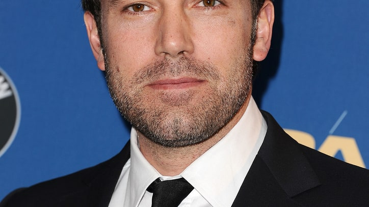 Ben Affleck Broods in First 'Batman vs. Superman' Pic