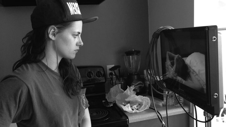 Exclusive: Kristen Stewart Discusses Her Directorial Debut