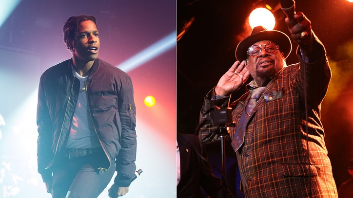George Clinton, A$AP Rocky Headline Month-Long Red Bull Music Academy