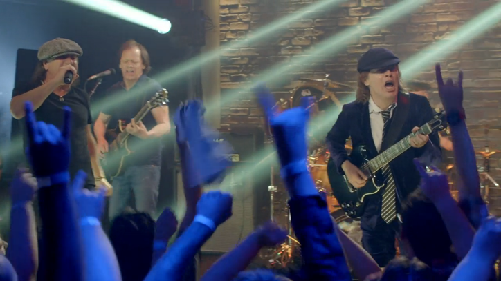 Watch AC/DC Channel Club Roots in 'Rock the Blues Away' Video
