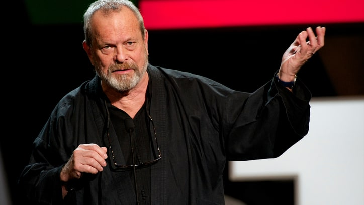 Monty Python's Terry Gilliam Calls Reunion 'Depressing'