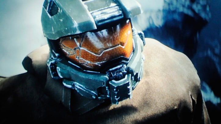 Steven Spielberg to Produce 'Halo' TV Series