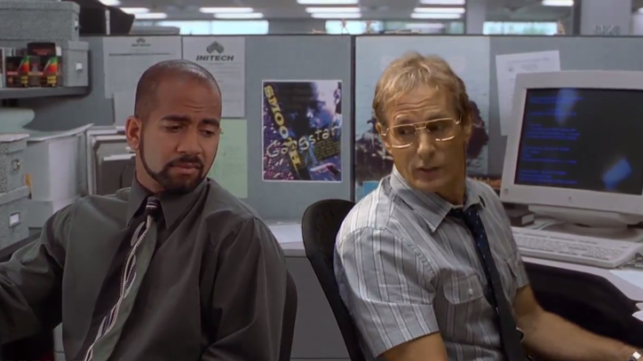 Office space movie audio clips