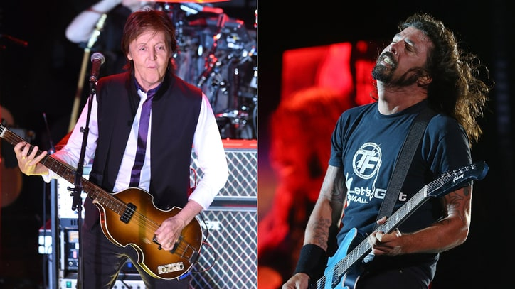Record Store Day 2015: Foo Fighters, Paul McCartney, U2 Plan Releases