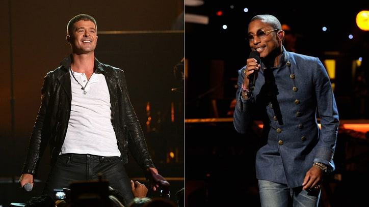 Robin Thicke, Pharrell Lose Multi-Million Dollar 'Blurred Lines' Lawsuit
