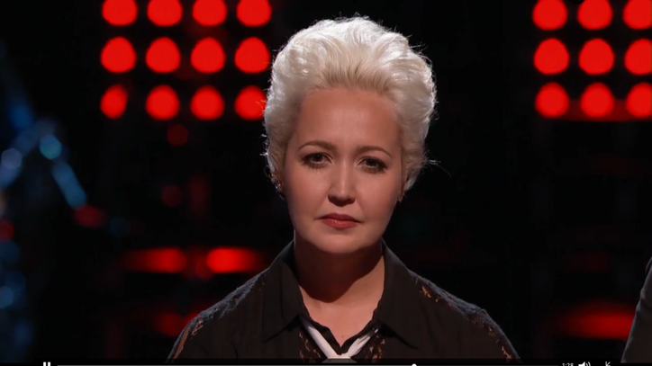 Watch Meghan Linsey's Battle Round Comeback on 'The Voice'