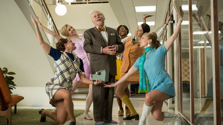 'Mad Men's Robert Morse on Dancing Into the Sunset