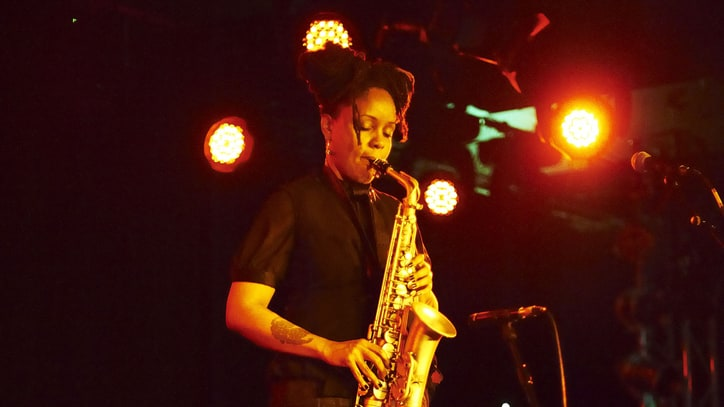 Inside Matana Roberts' Wildly Ambitious Jazz-Punk Saxophone 12-Album Epic