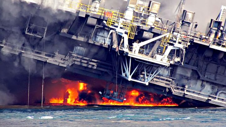 10 Reasons Why BP Got Off and Offshore Oil Drilling Just Got More Dangerous