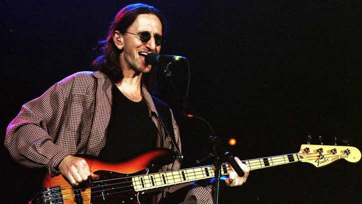 Q&A: Geddy Lee