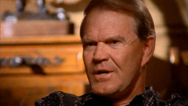 Glen Campbell Talks Disastrous Shows Opening for the Doors