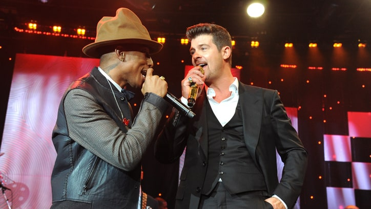 'Blurred Lines' Artists 'Sleep Well Knowing They Didn't Copy'