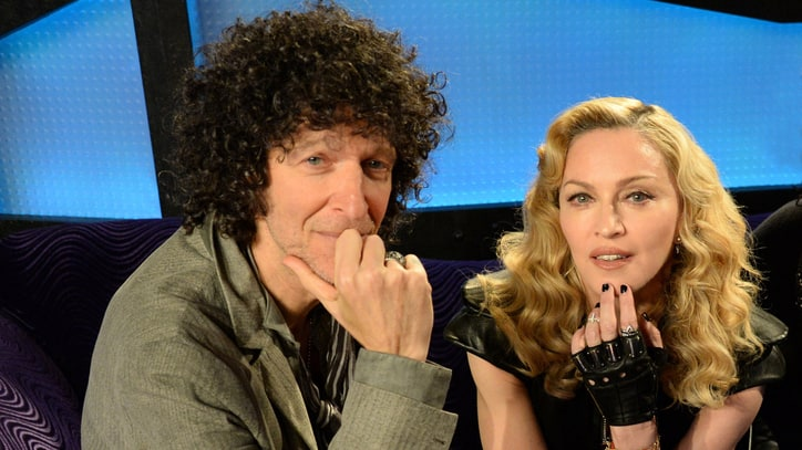 Madonna on 'Howard Stern': 10 Things We Learned
