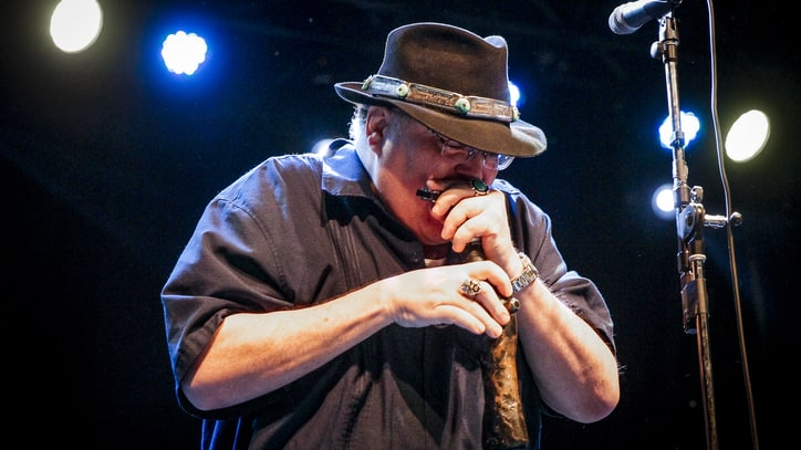 Blues Traveler's John Popper on Hanson's Fat Joke, Emma Stone's Tribute