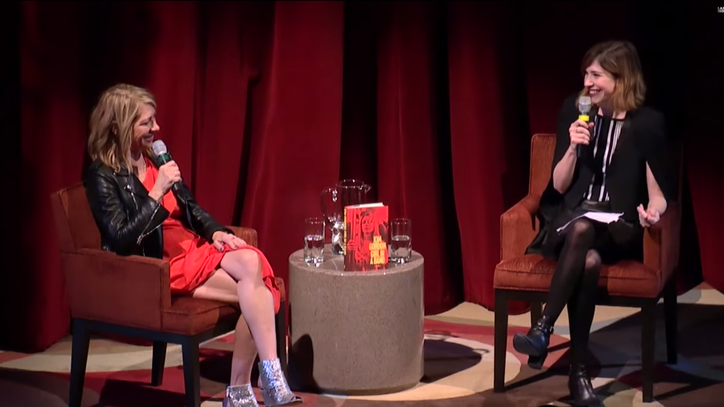 Watch Kim Gordon Talk Sonic Youth, Bass Influences With Carrie Brownstein