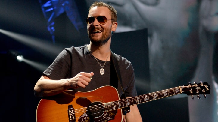 Eric Church on New Son, Next Album and 'Brilliant' Taylor Swift