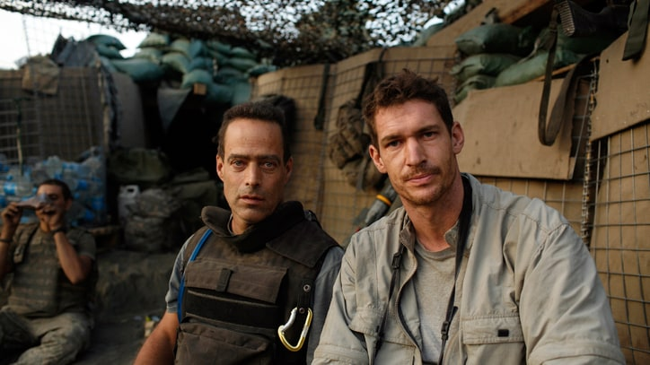 Life During Wartime: Sebastian Junger on 'Korengal'