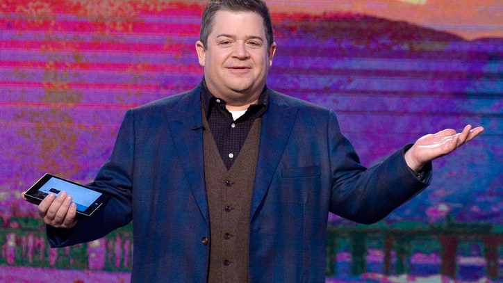 Patton Oswalt Is Taking a Vacation From Social Media