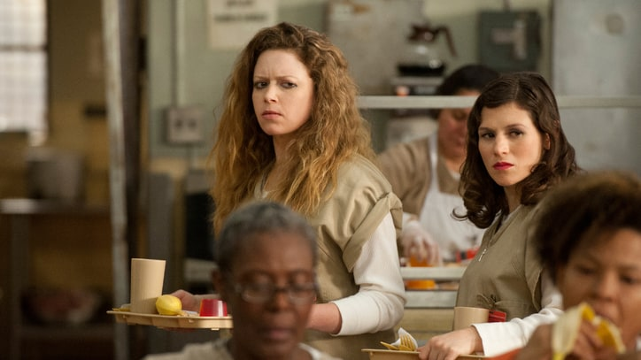 Natasha Lyonne Talks Real-Life Jail Experiences for 'OITNB'